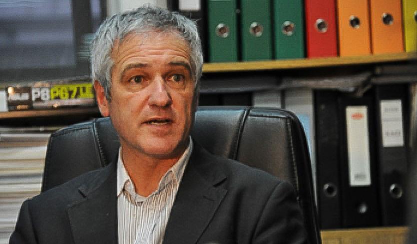 Ramón Méndez. Foto de archivo: Presidencia de la República