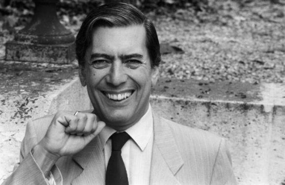Escritor peruano Mario Vargas-Llosa Foto: Sophie Bassouls