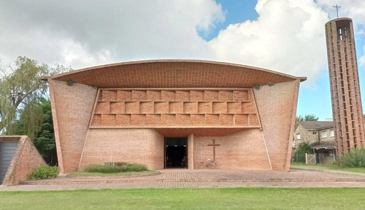 UNESCO declararía a la Iglesia Cristo Obrero de Dieste como Patrimonio de la Humanidad