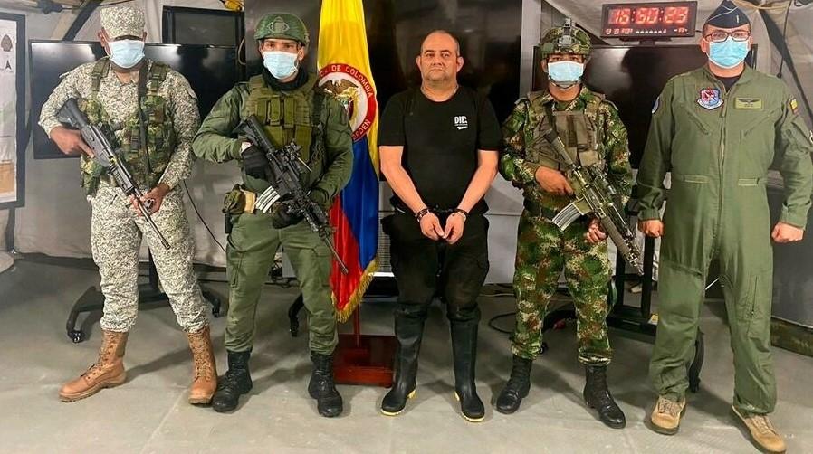 Colombia: detienen a 'Otoniel', el narco más grande desde Pablo Escobar